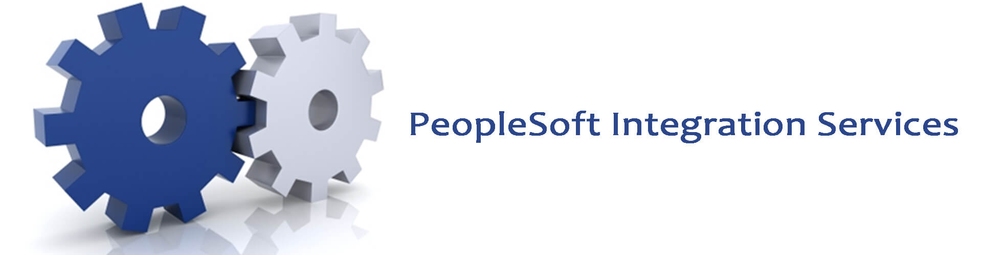 ORACLE PEOPLE SOFT INTEGRATION SERVICES
